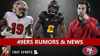 49ers Rumors: Deebo Samuel Mentoring Brandon Aiyuk? Trent Taylor Breakout? Big Year For Jimmie Ward?