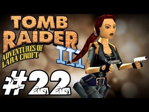 Zagrajmy w Tomb Raider III: Adventures of Lara Croft #22 - Nevada Desert [2/3] /na ślepo