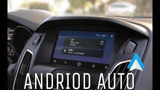 Android Auto | Todo lo que necesitas saber | Manejando