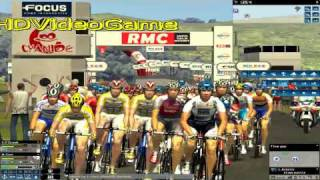 Pro Cycling Manager 2010 Gameplay : Tour de France HD