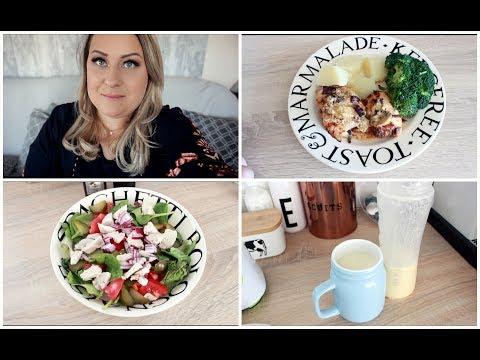 FOODBOOK: Co jem w ciągu dnia? | WHAT I ATE TODAY