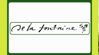 Le coche et la mouche, Jean de La Fontaine