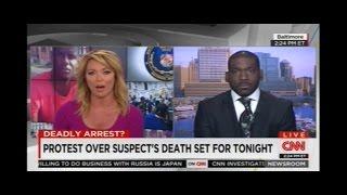 Pastor Jamal Bryant talks Freddie Gray on CNN