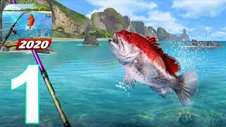Fishing Clash Gameplay Walkthrough Part 1 (IOS/Android) screenshot 1