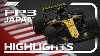 2018 Japanese Grand Prix: FP3 Highlights