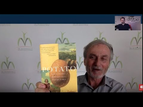 The Potato Cleanse, Nutrient chat and more. New Dr. McDougall Interview