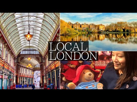 Be a Local London Tourist: Hidden Gems, London Secrets, Don't Miss These!