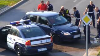 Policja Lublin zatrzymanie na ostro