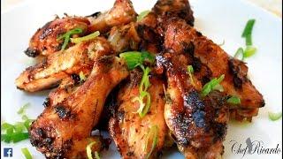 Sunday Dinner Jerk Chicken Wings !!