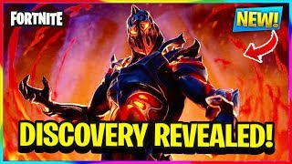 *NEW* THE DISCOVERY SKIN REVEALED! | Fortnite Battle Royale News