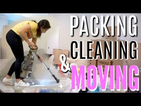 WE ARE MOVING!!!   PACKING, CLEANING & MOVING   OUT OF STATE MOVE   XoJuliana