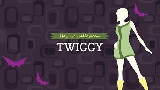 How-To Halloween: Twiggy Thumbnail