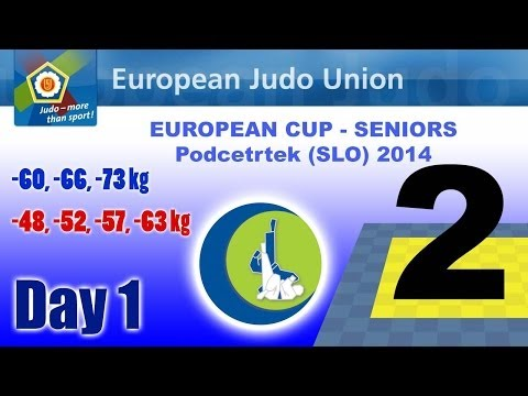 European Cup Seniors - Podcetrtek (SLO) 2014 - Day 1 - Tatam