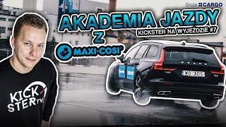 Akademia jazdy z Maxi Cosi - Kickster na wyjeździe #14
