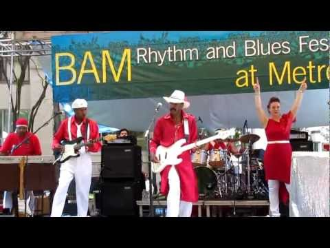 Larry Graham, Dance To The Music/The Jam/Thank You, Brooklyn, NY 6-7-12
