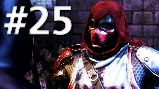 Road To Arkham Knight - Batman Arkham City - Walkthrough - Part 25 - Azreal