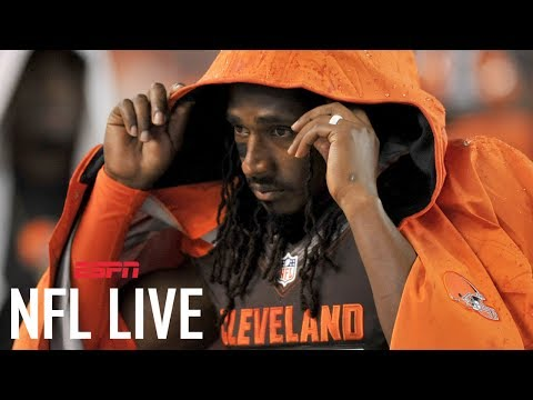 NFL Live Reacts To Tramon Williams Sr.'s Comments About Browns | NFL Live | ESPN