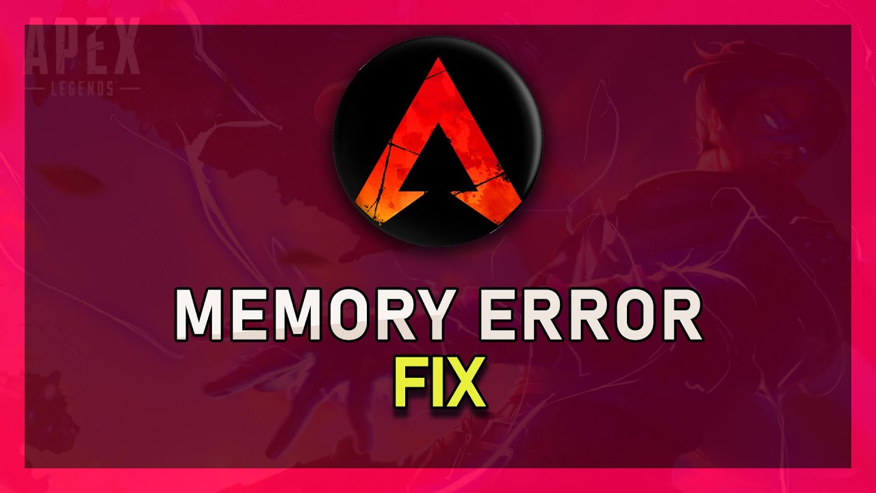 Apex Legends - How To Fix
