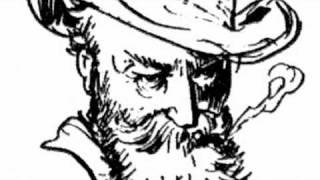 Wilhelm Busch meets Dizze Rascal - Interimistische Zerstreuung stands up tall LYRICS