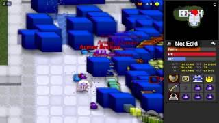 RotMG - Spawning 100 Cube Gods (+ 1k Oryx Pets)