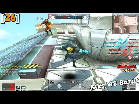 Wolfteam IIShowtek Gameplay #26 / Ateş vs Barut Kapışması - Taklalı Kapışma