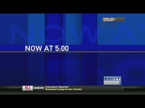 WKYT This Morning at 5:00 AM on 2/18/15