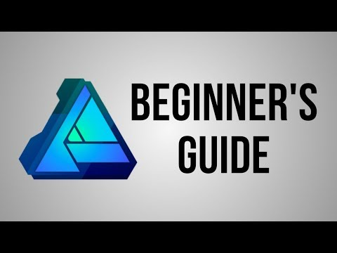 Affinity Designer Tutorial  Top 10 Things Beginners Want to Know