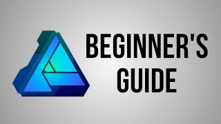 Affinity Designer Tutorial - Top 10 Things Beginners Want to Know