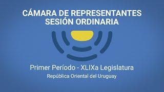 Sesión ordinaria, martes 2 de junio, a la hora 16, TV CÁMARA DE REPRESENTANTES