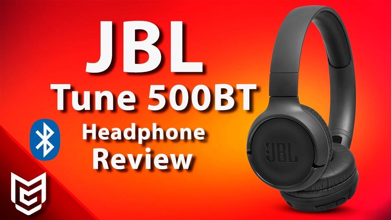 a4dbc3769 JBL T500 BT Detailed Hands On Review🎧 - Mert Gundogdu