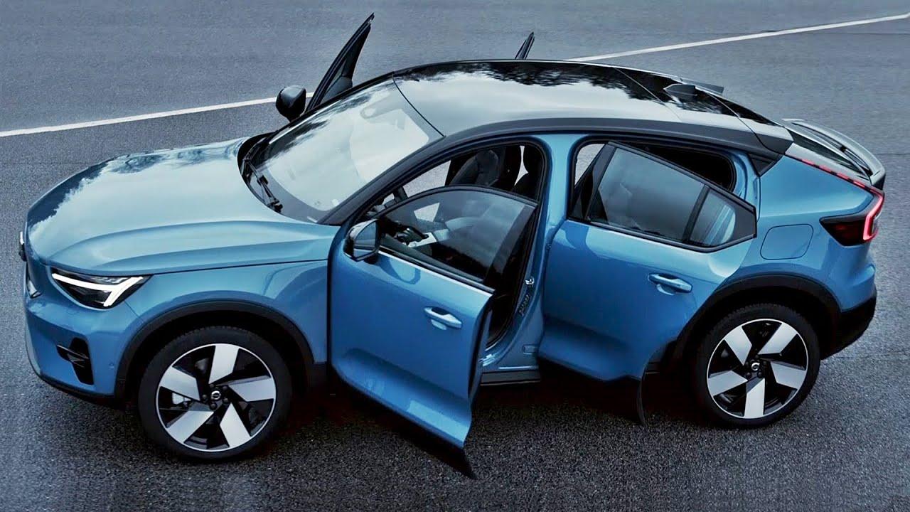 VIDEO Volvo C40 Recharge: Potpuno električni SUV - Dnevni.ba
