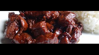 """babi Kecap Recipe"" ""stewed Pork In Soy Sauce"" ""meat Recipes"""