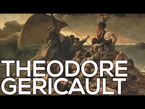 Theodore Gericault: A Collection Of 92 Paintings (HD)