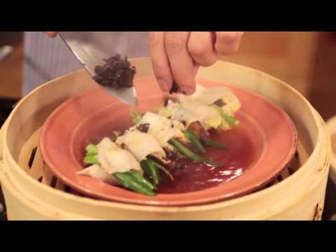 Bamboo Steamed Tilapia