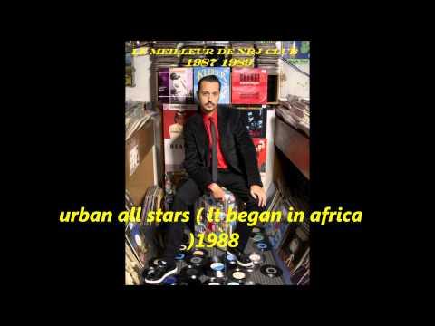 urban all stars( lt began in africa ) 12 version 1988