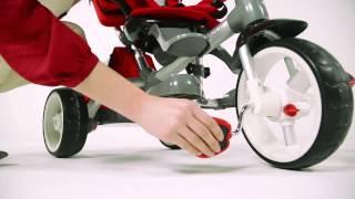 Smyths Toys - Mito Childrens Trike Red