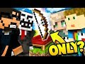WE CAN ONLY USE A BOW CHALLENGE | Minecraft Bed Wars 4v4