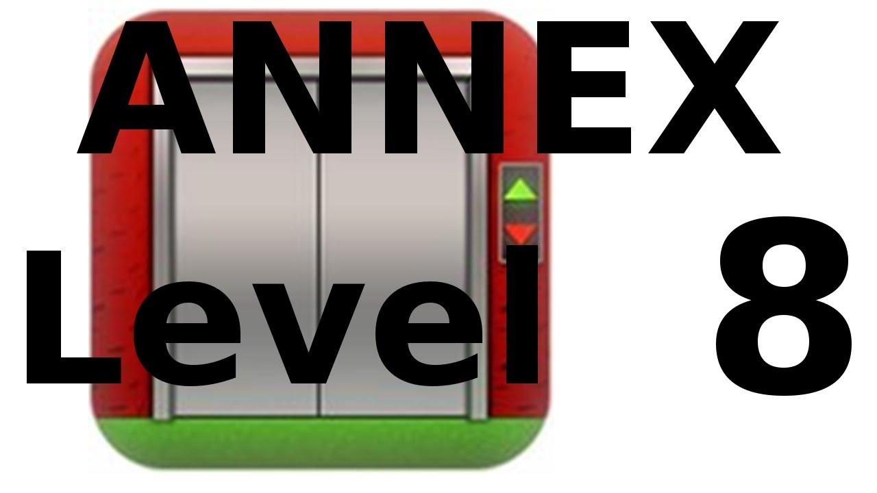 100 Floors Annex Level 8 Walkthrough Youtube