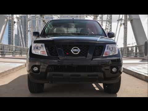 2018 Nissan Frontier Midnight Edition Royal Palm Beach, FL | Nissan  Frontier Royal Palm Beach, FL