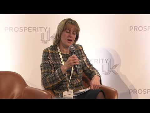 Future of Food Q&A: Matt Ridley with Minette Batters, NFU