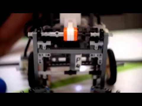 Lego Mindstorms Project at the Best University for Engineering in ...