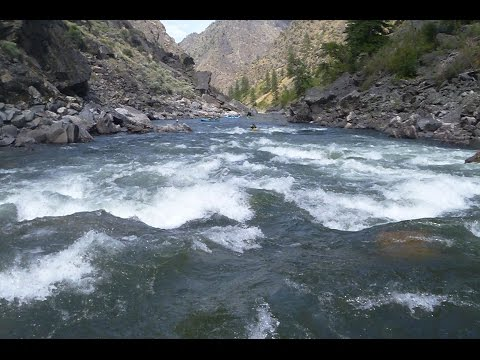 Salmon River Journey
