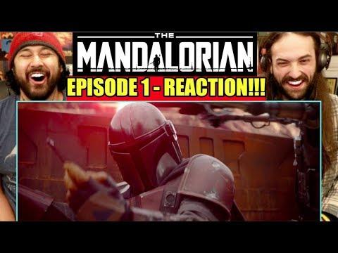 The Mandalorian Season 1 Finale Chapter 8 Redemption Reaction Part 1 Youtube