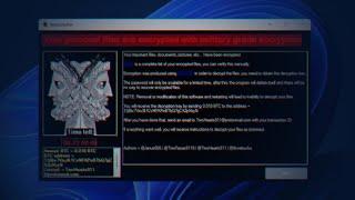 Fatal design flaw defeats ransomware