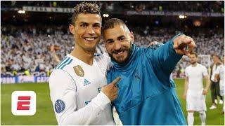 Karim Benzema Has An 'impossible Task' Of Being Real Madrid's New Cristiano Ronaldo   La Liga