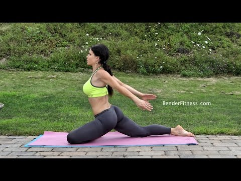 Yoga, Pilates, Bender Fitness: Workout Fusion