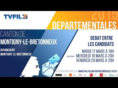 Départementales 2015 – Les débats – Canton de Montigny-le-Bretonneux