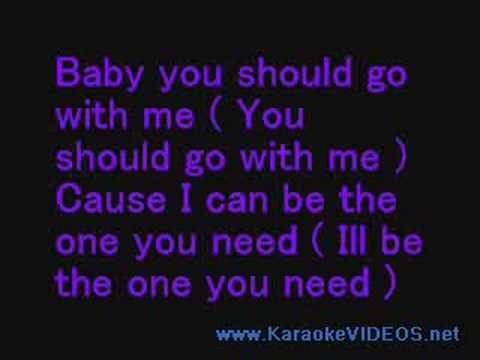 Dima Bilan - Number One Fan [Karaoke][Lyrics]