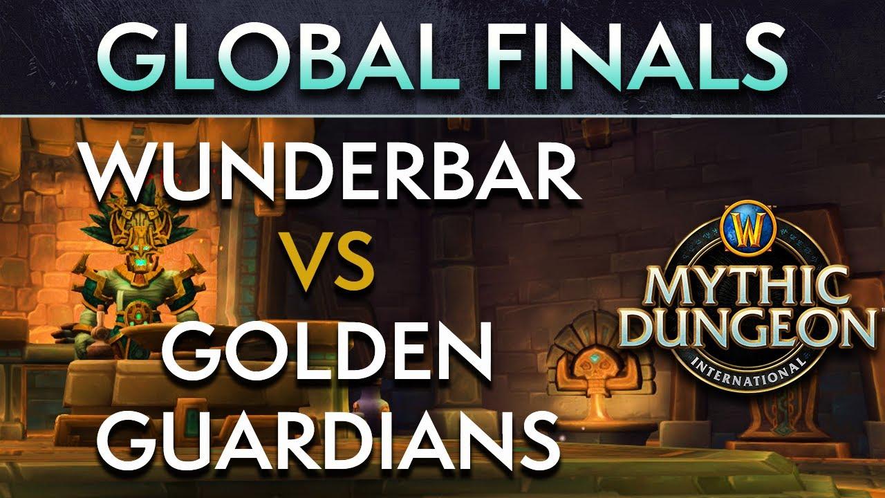 Upper Finals   WUNDERBAR vs Golden Guardians   MDI Global Finals