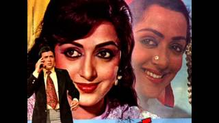 Lata Mangeshkar - Tune O Rangile Kaise Jadu Kiya (1981, Kudrat)
